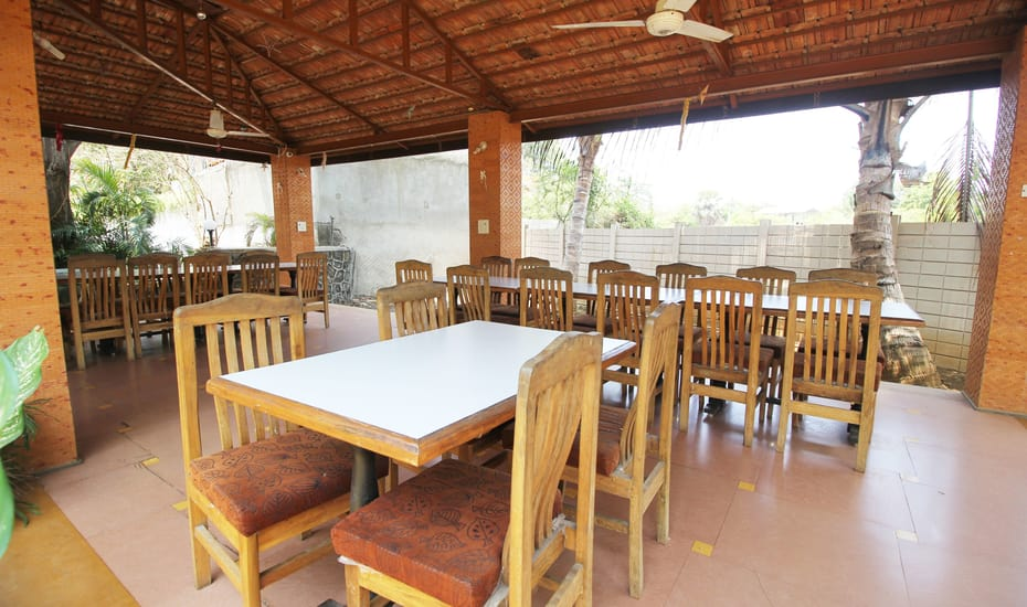 TG Stays RCF Guest House Alibaug Restaurant